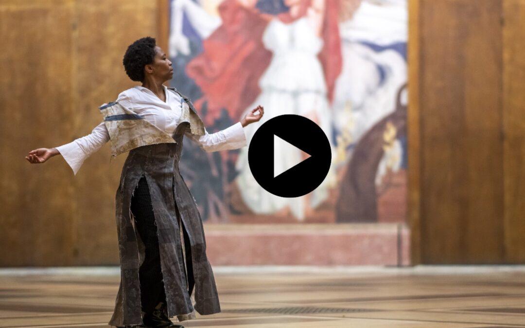 La visite | Un film de danse avec Wanjiru Kamuyu réalisé par Tommy Pascal | Commande du Musée National de l'Immigration